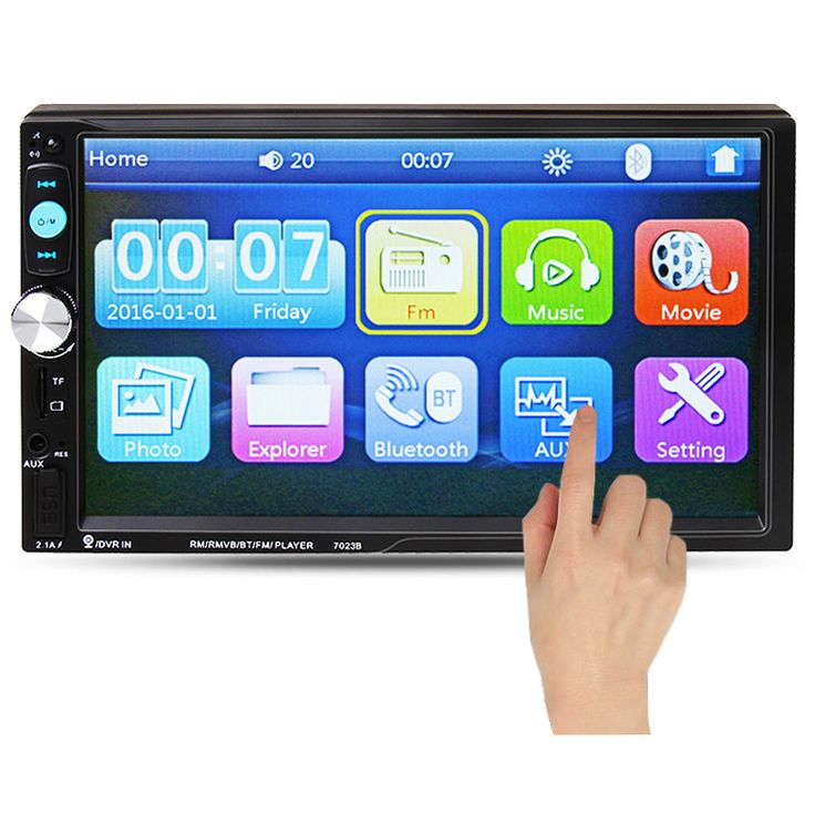 # Discount Price 2 Din Car Radio MP5 Player 7 HD Touch Screen Bluetooth Phone Stereo Radio FM/MP3/MP4/Audio/Video/USB Auto Electronics In Dash [fEXyi7TS] Black Friday 2 Din Car Radio MP5 Player 7 HD Touch Screen Bluetooth Phone Stereo Radio FM/MP3/MP4/Audio/Video/USB Auto Electronics In Dash [upMr56O] Cyber Monday [5gKL0B]