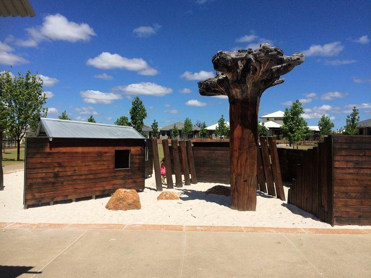 Emms Green Playground, The Vines, Ellenbrook - Blog Reviews | - Buggybuddys
