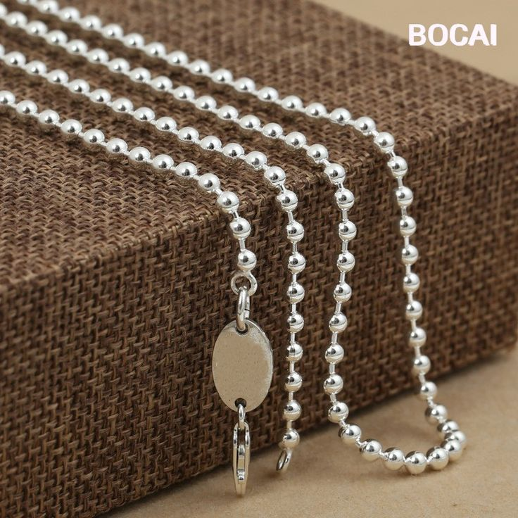 S925 wholesale silver jewelry Kroll cross sweater Necklace 3mm long fashion all-match Silver Necklace #Affiliate