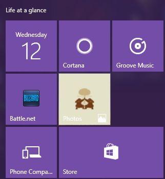 Windows 10 still thinks it's Battle.net #worldofwarcraft #blizzard #Hearthstone #wow #Warcraft #BlizzardCS #gaming