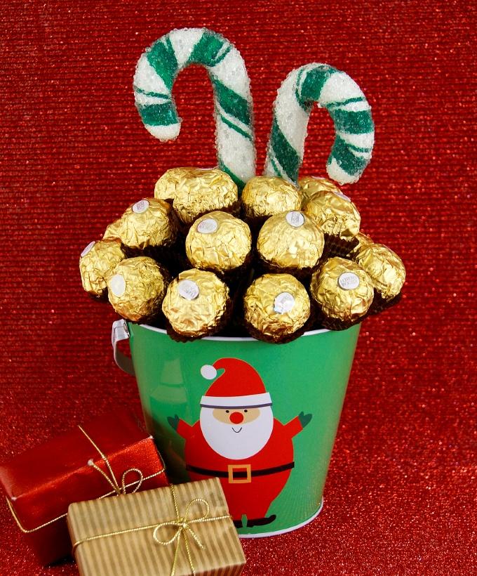 Sweet Santa - Fiestas 2012 - Uruguay