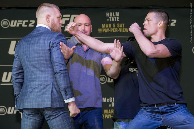 Conor McGregor makes UFC 202 prediction for Nate Diaz rematch - MMA Fighting