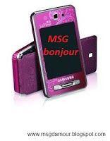 messages bonjour:Msg bonjour mon amour