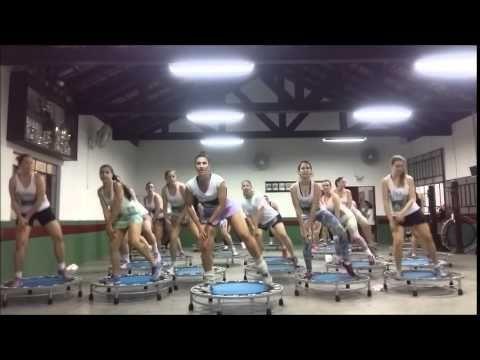 Tici Ribeiro Jump Fitness, Barbie Girl, Mix 44 - YouTube