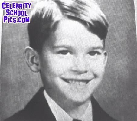 Dick Clark as a Child
