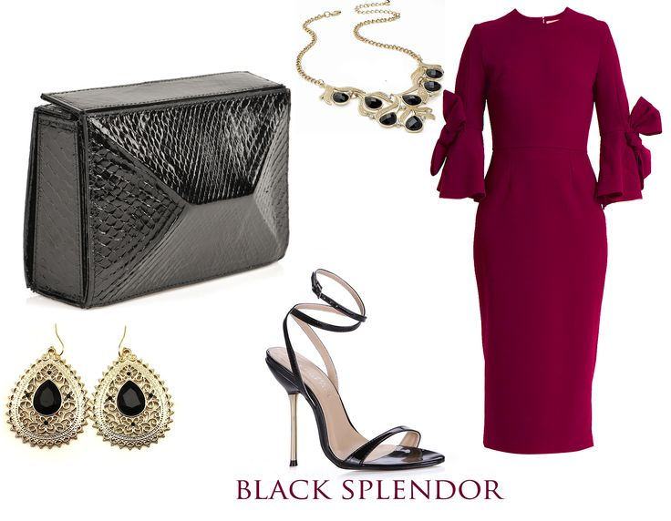Next to beautifully designed elegant clutches, your entire outfit will glow with femininity while drawing attention to your refined style. Pair this delicate leather bag with a graceful dress that highlights your sensual silhouette. Discover more luxury clutches created by Wild Inga and choose the right accessory for an amazing evening.