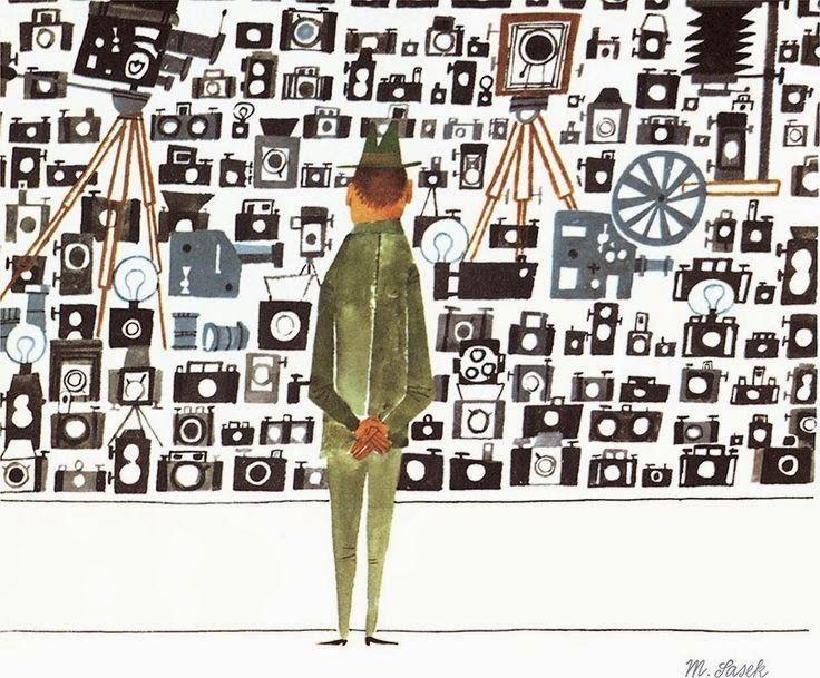 Miroslav Sasek Tumblr Posts Tumbral Com Modern Graphic Design Book Design Illustration