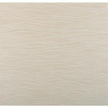 Opulence Wavy Horizontal Strands Wallpaper-Tan