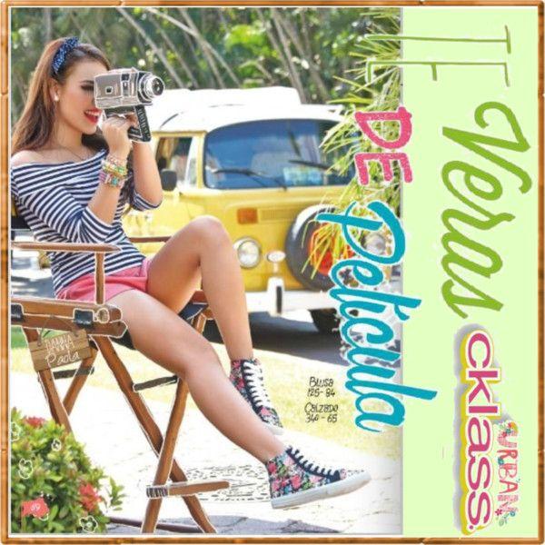 """""""Catálogo Urban""""  ¿Quieres el look más divertido y con estilo de esta temporada? Busca ya el catálogo Urban de Cklass, que tiene increíbles modelos con los que serás la estrella a donde sea que vayas. Reinvéntate ingresando a la página: www.cklass.com"""