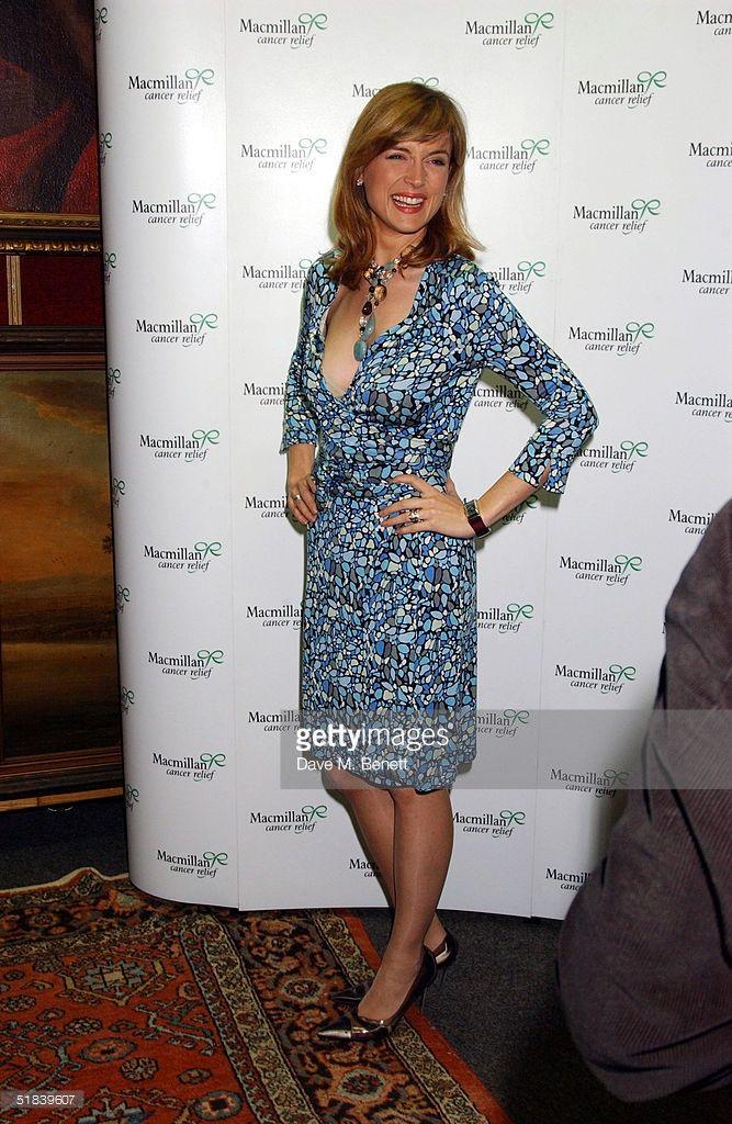 News Photo : Katie Derham attends the MacMillan Cancer Relief...