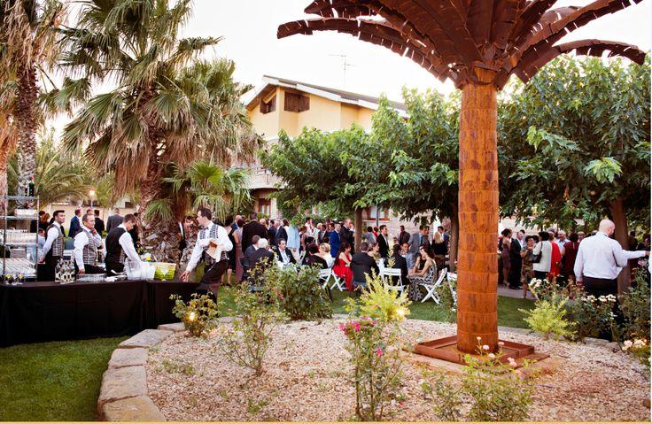 Bodas y eventos en El Lebrel