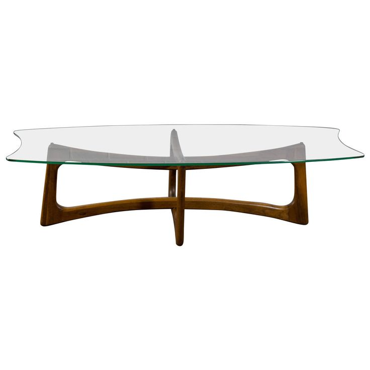 Adrian Pearsall Coffee Table | From a unique collection of antique and modern coffee and cocktail tables at https://www.1stdibs.com/furniture/tables/coffee-tables-cocktail-tables/