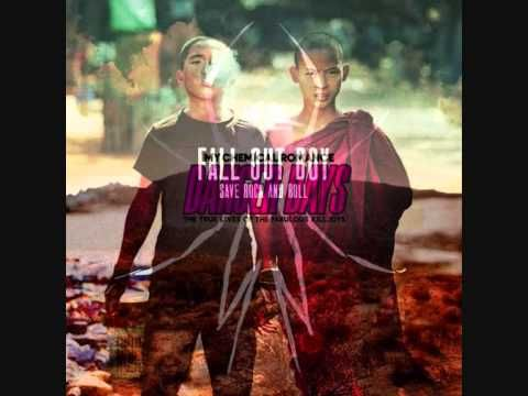 Mash Up - Fall Out Boy and My Chemical Romance - (Rat A Tat and Na Na Na) - YouTube...kinda wish that the pitches of their actual voices were there but these two songs go well together