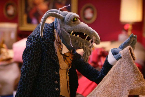 Tune in to The Muppets on ABC tonight at 8:30/7:30c for fierce drama and immaculate fashion like nothing else on TV! Uncle Deadly, February 2016