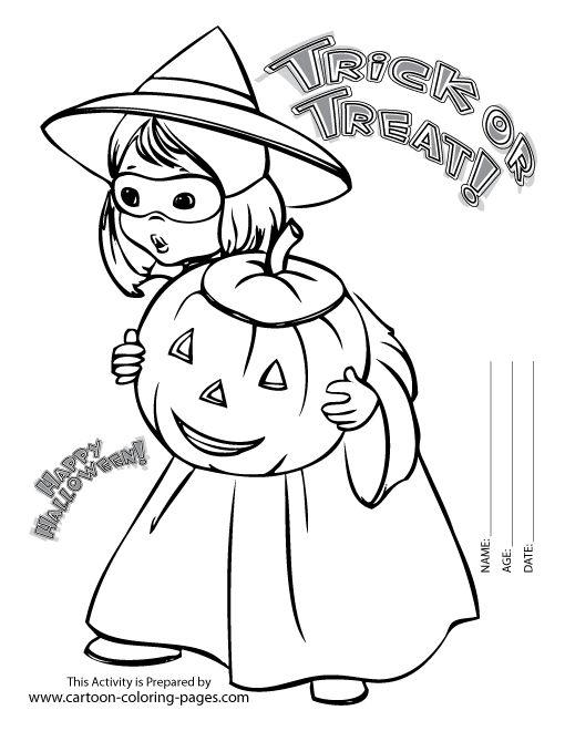 Großzügig Halloween Farbseite Fotos - Beispielzusammenfassung Ideen ...
