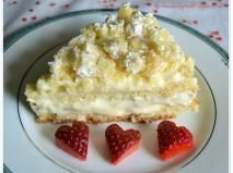 Ricetta Torta mimosa con crema chantilly al limone
