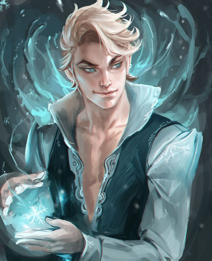 These Gender-Bending Disney Characters Will Make You Rethink Those Childhood Classics - Els (Frozen)