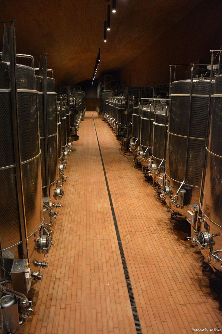 Cantine Antinori. Antinori Winery.