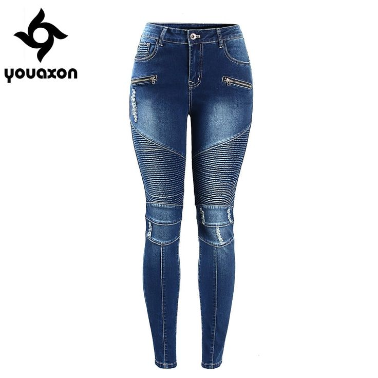High Waist Stretch Jeans //Price: $40.95 & FREE Shipping //     #me