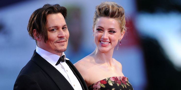 Amber Heard and Johnny Depp Reportedly Expecting First Baby - Amber Heard Pregnant