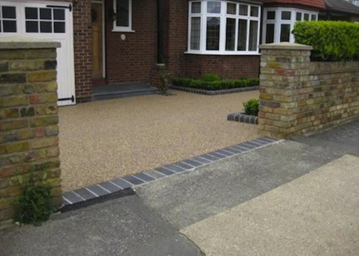 Resin Bound Driveway | Forest Drives