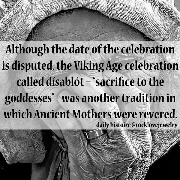Viking Mothers