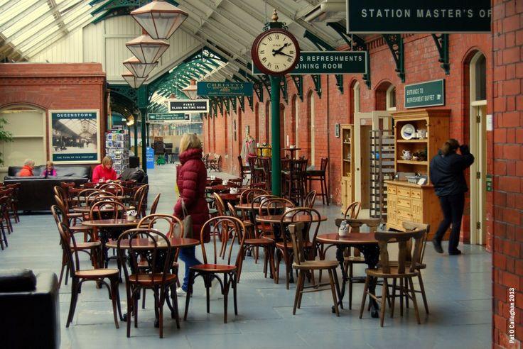 Station Restaurant, Cobh.