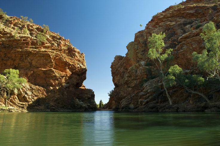 Ellery Creek Big Hole - a great place for a cool dip!
