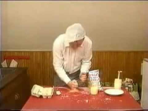 Ez történik, ha egy részeg emberre bízod a főzést! :) Sírni fogsz a nevetéstől!!
