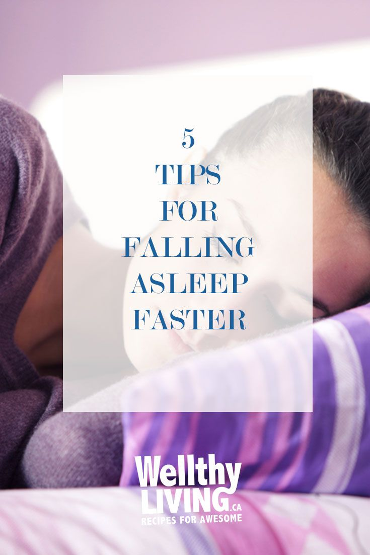 Falling Asleep Is An Issue For Many People There Are Many Small Things You  Can