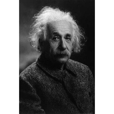 Buyenlarge 'Albert Einstein' by Oren Jack Turner Photographic Print Size: