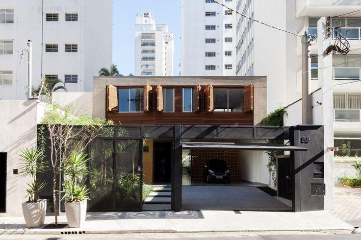 Jardins House / CR2 Arquitetura | ArchDaily