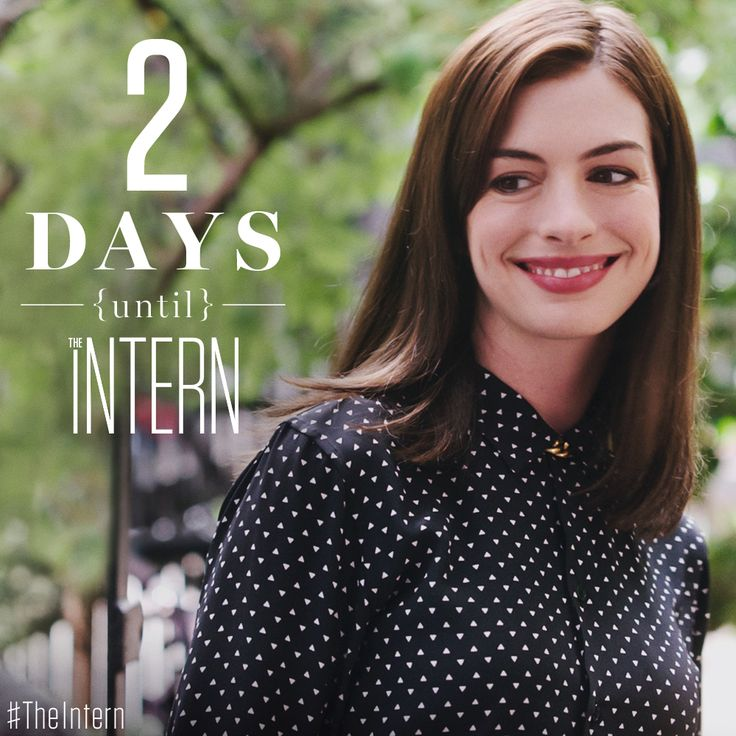84 Best THE INTERN Images On Pinterest