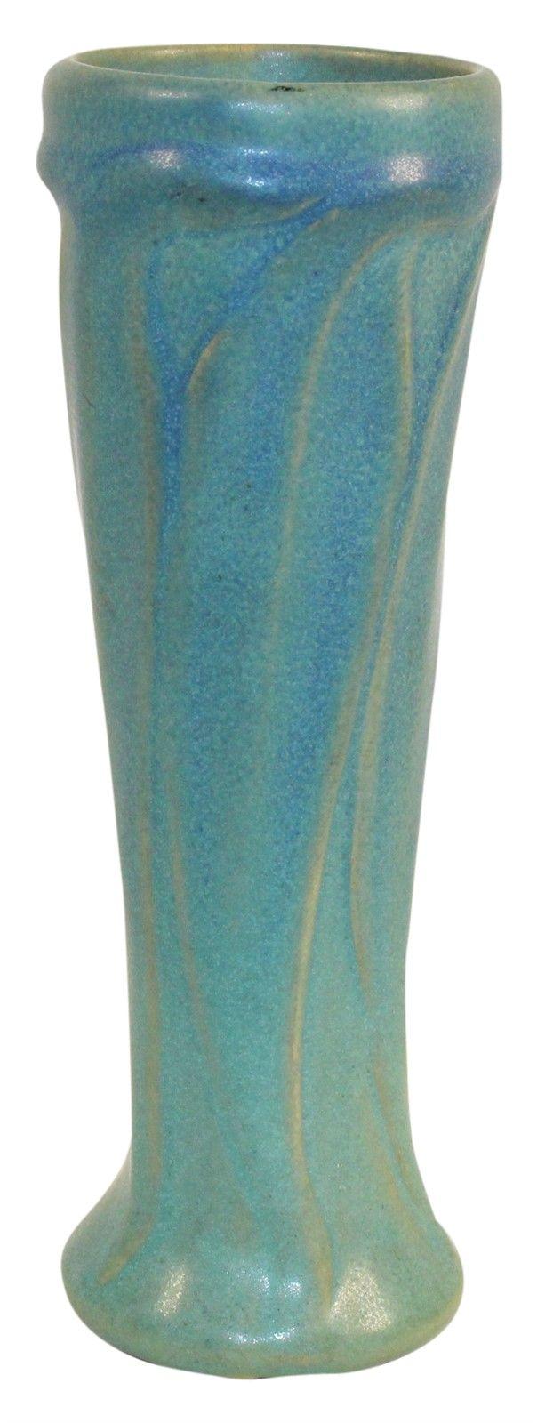 186 best van briggle pottery images on pinterest antique pottery van briggle pottery 1918 leaves vase shape 863 reviewsmspy
