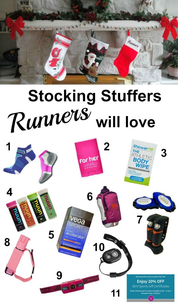 still looking for gifts for the runner in your life here are some stocking stuffers