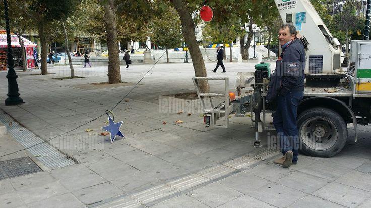Η Αθήνα μπαίνει σε χριστουγεννιάτικους ρυθμούς [εικόνες] | iefimerida.gr