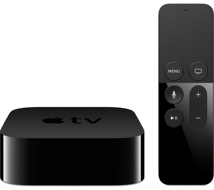 APPLE  TV (2015) - 32 GB Price: £ 139.00 Explore smart TV and enjoy all of your digital content in Full HD with the Apple TV. Siri Remote The latest version of Apple TV features the Siri Remote, which makes it simple to find content you'll love. Simply press the Siri button on the remote and say what you want to watch; be it a specific film, series, genre, or actor. Siri even searches certain...