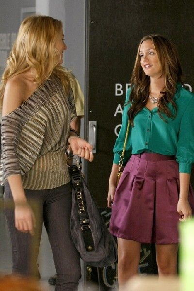 blaire and serena... <3