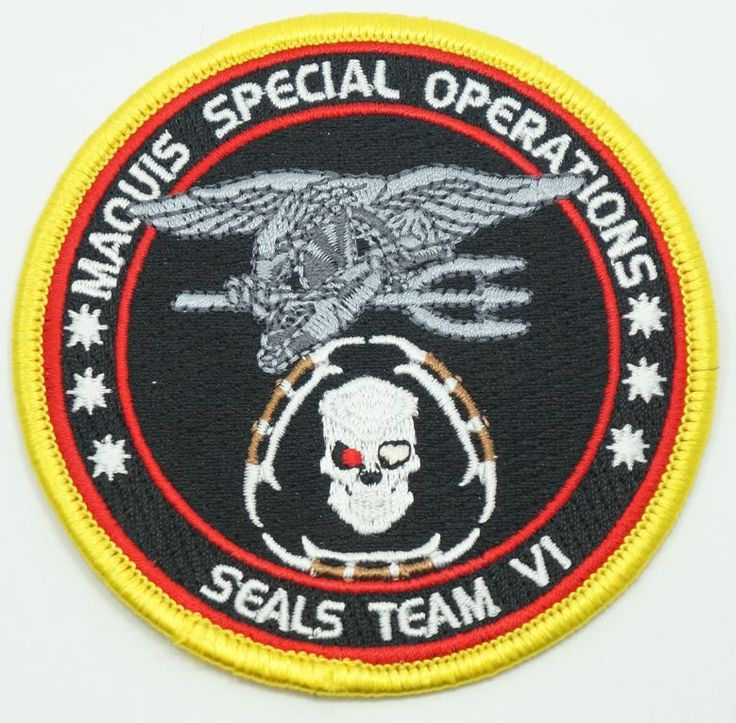 Kaffeetassen Design High Desert Seals Team Vi - Maquis Special Operations