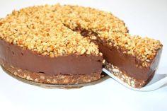 Cheesecake au nutella sans cuisson