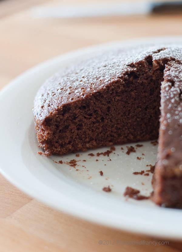 Vegan Chocolate Cake - Torta cioccolato vegan