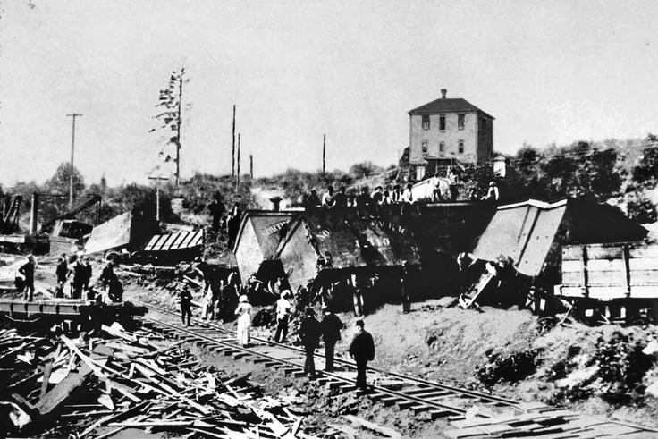 The great latona train wreck aug 20 1894 seattle