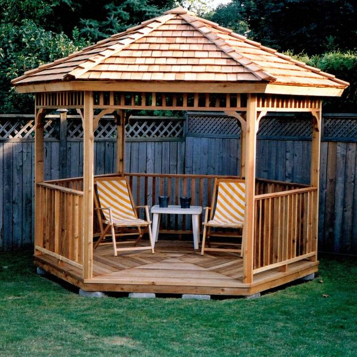 17 best ideas about gazebo plans on pinterest gazebo for Plans for gazebo with fireplace