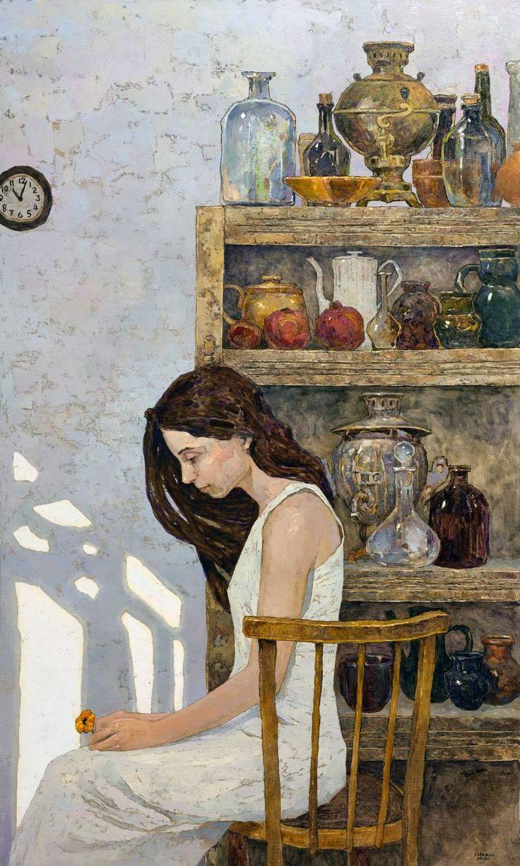 Denis Sarazhin /Денис Саражин, 1982 | Contemporary Realist painter | Tutt'Art@ | Pittura * Scultura * Poesia * Musica |