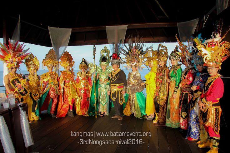 Hari Pertama Event 3rd Nongsa Carnival 2016. Jumat , 16 September 2016 Hari pertama di bukany...