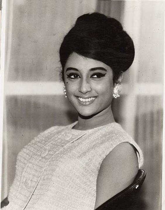 Vintage Aparna Sen. Wow.