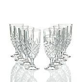 "Godinger ""Dublin"" Iced Beverage, Set of 8: Dining Room, Frivolous Things, Dublin Iced, Godinger Stemware, Room Items, Iced Beverage, Godinger Dublin"