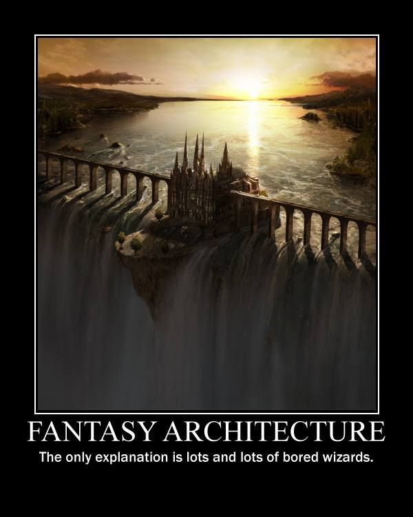 Quite impressive... #fantasy #architecture  /  http://saltlakecomiccon.com/slcc-2015-tickets/?cc=Pinterest