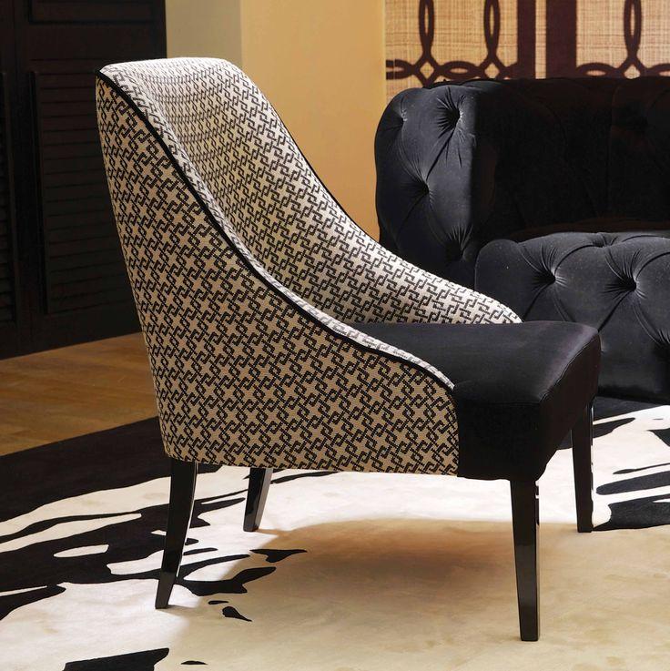 DOM Edizioni: Vicky the small armchair-Capitonnè sofa