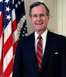 President George Herbert Bush